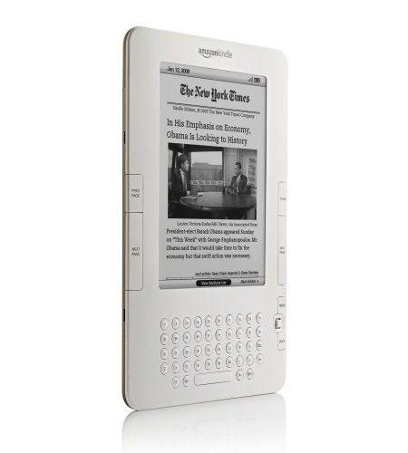 Kindle Vs Sony Reader: Waiting For The E-Reader War To Heat Up…