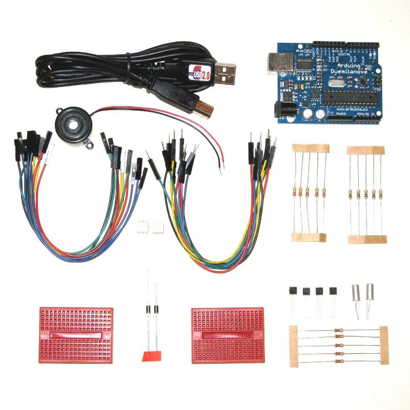 Arduino starter kit rundown part aaron eiche