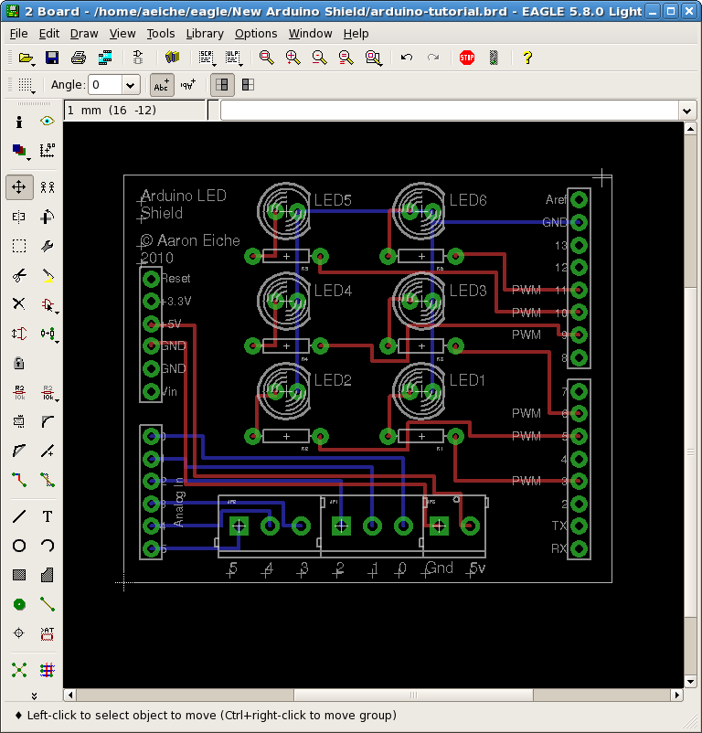 A beginner s guide to making an arduino shield pcb aaron