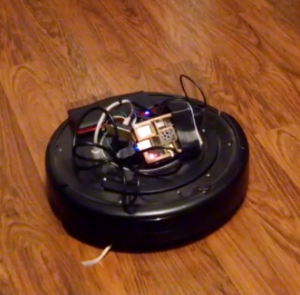 Roomba with a Pi
