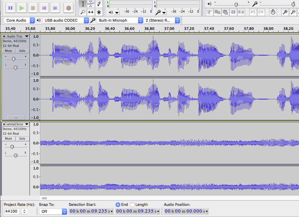 How I added a custom commentary track to a movie   Aaron Eiche